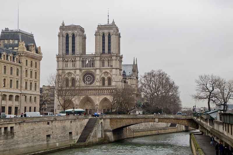4ème-arrondissement-Cathédrale Notre-Dame de Paris