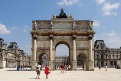 Paris-1er-arrondissement-Musée du Louvre