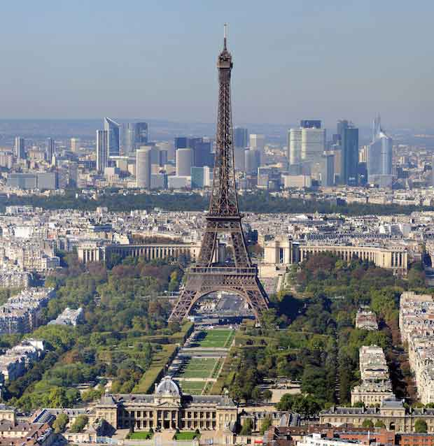 Paris-7ème-arrondissement-La Tour Eiffel
