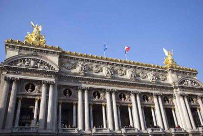 L'Opéra-Garnier-Paris