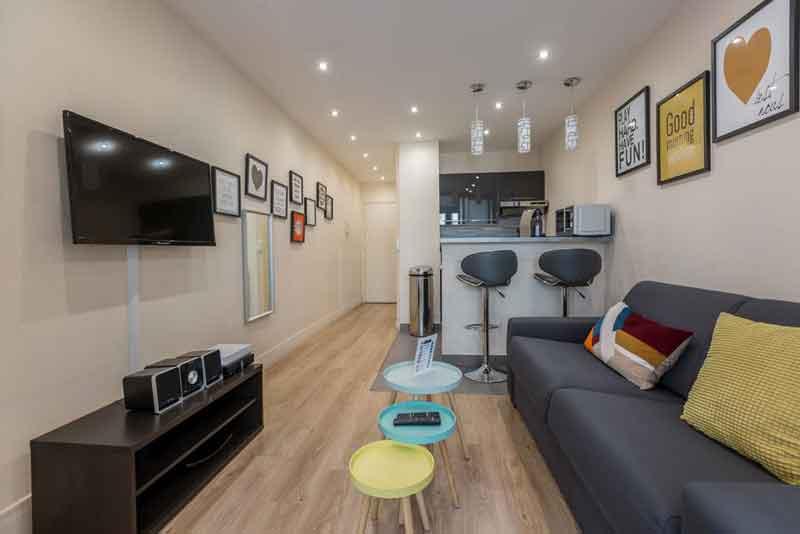 Apartment WS Bastille-Le Marais