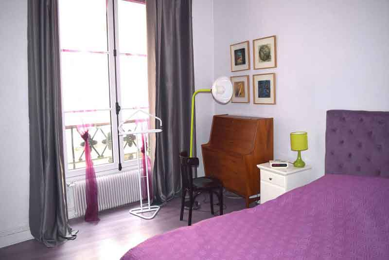 Apartment in front of Centre Georges Pompidou
