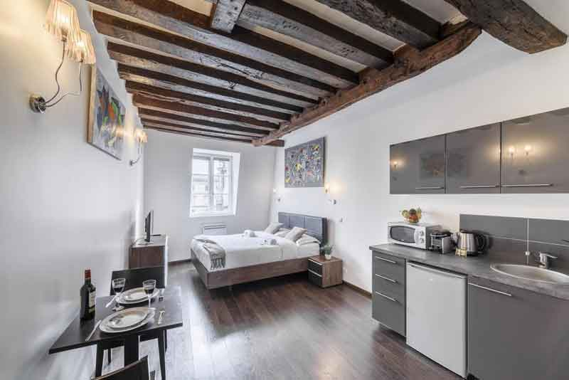 Appartment Louvre-Saint-Honore