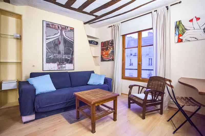 Cosy apartment - Le Marais
